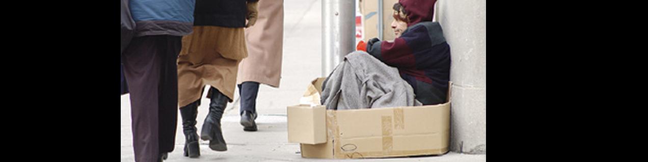 Armoede... Lastig onderwerp voor bedrijven